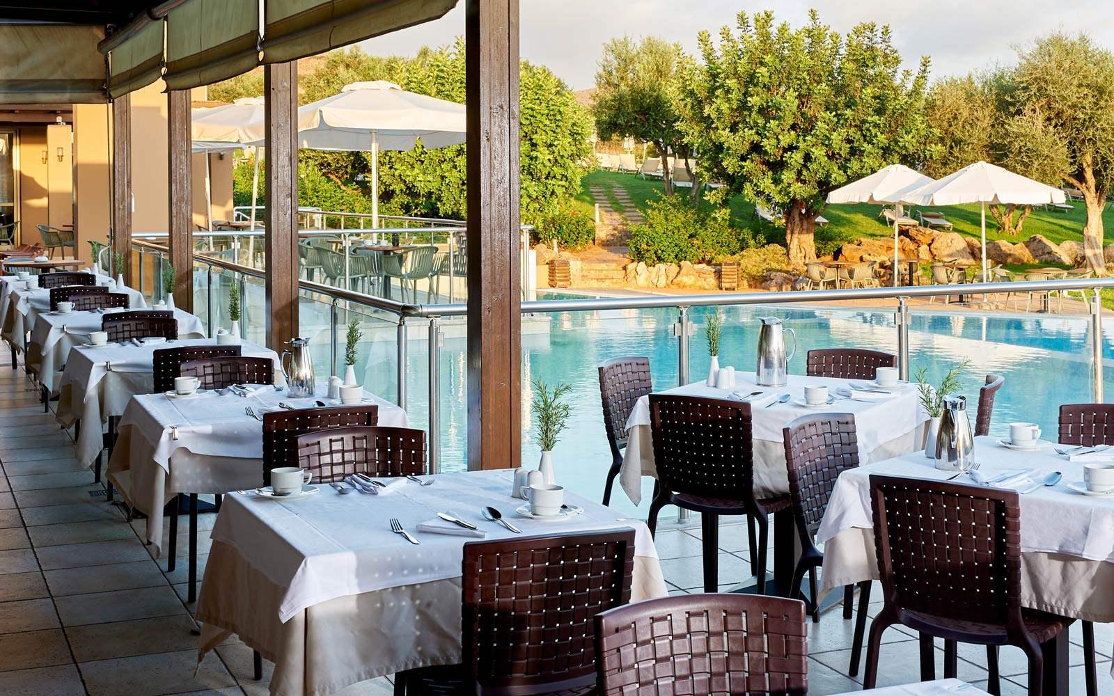 Village Heights Resort Main Restaurant