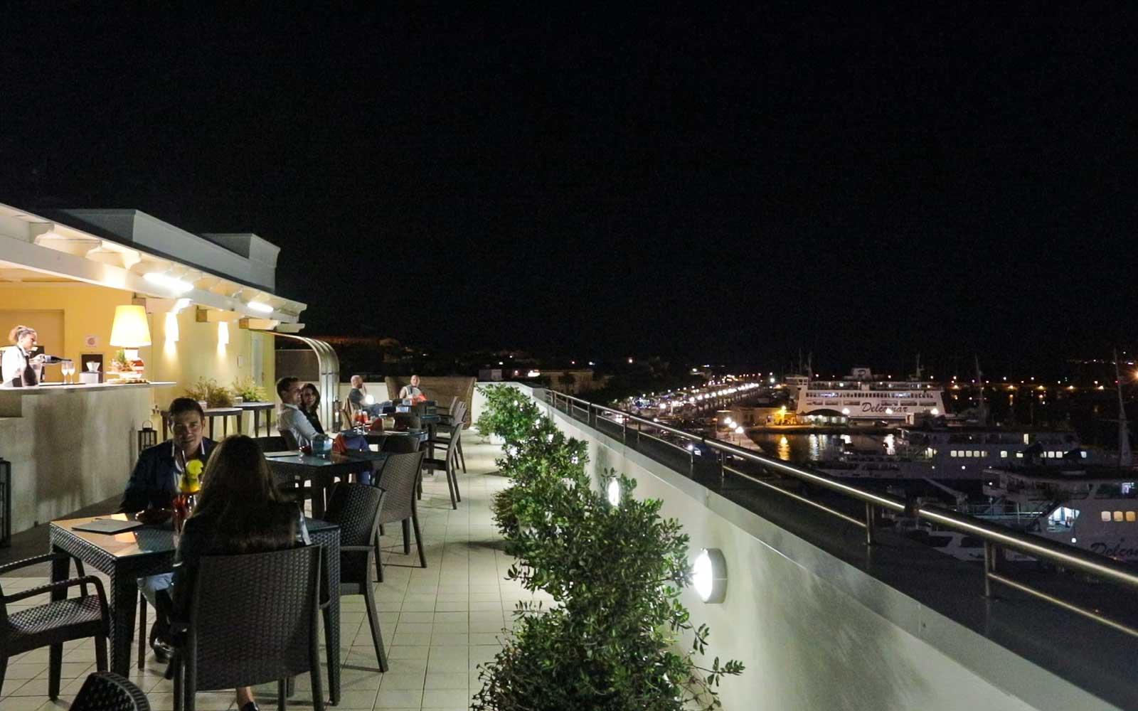 Riviera by Night at Hotel Riviera