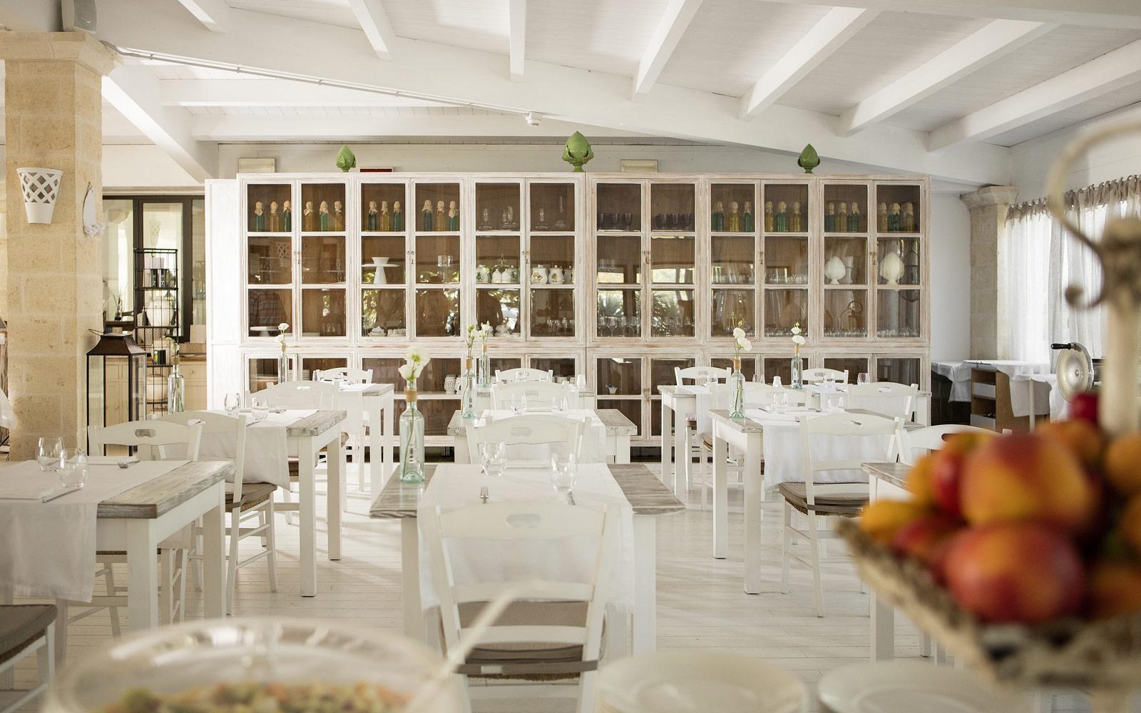 Canne Bianche Restaurant