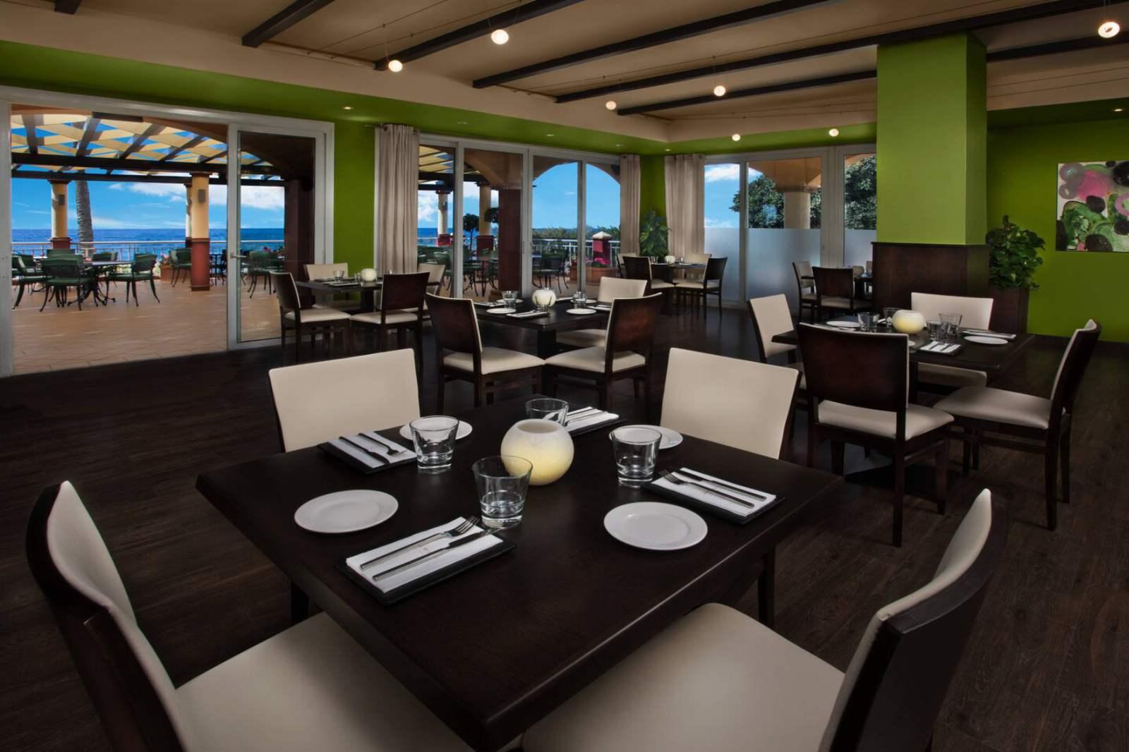 Marriott's Marbella Beach Resort - El Med Restaurant