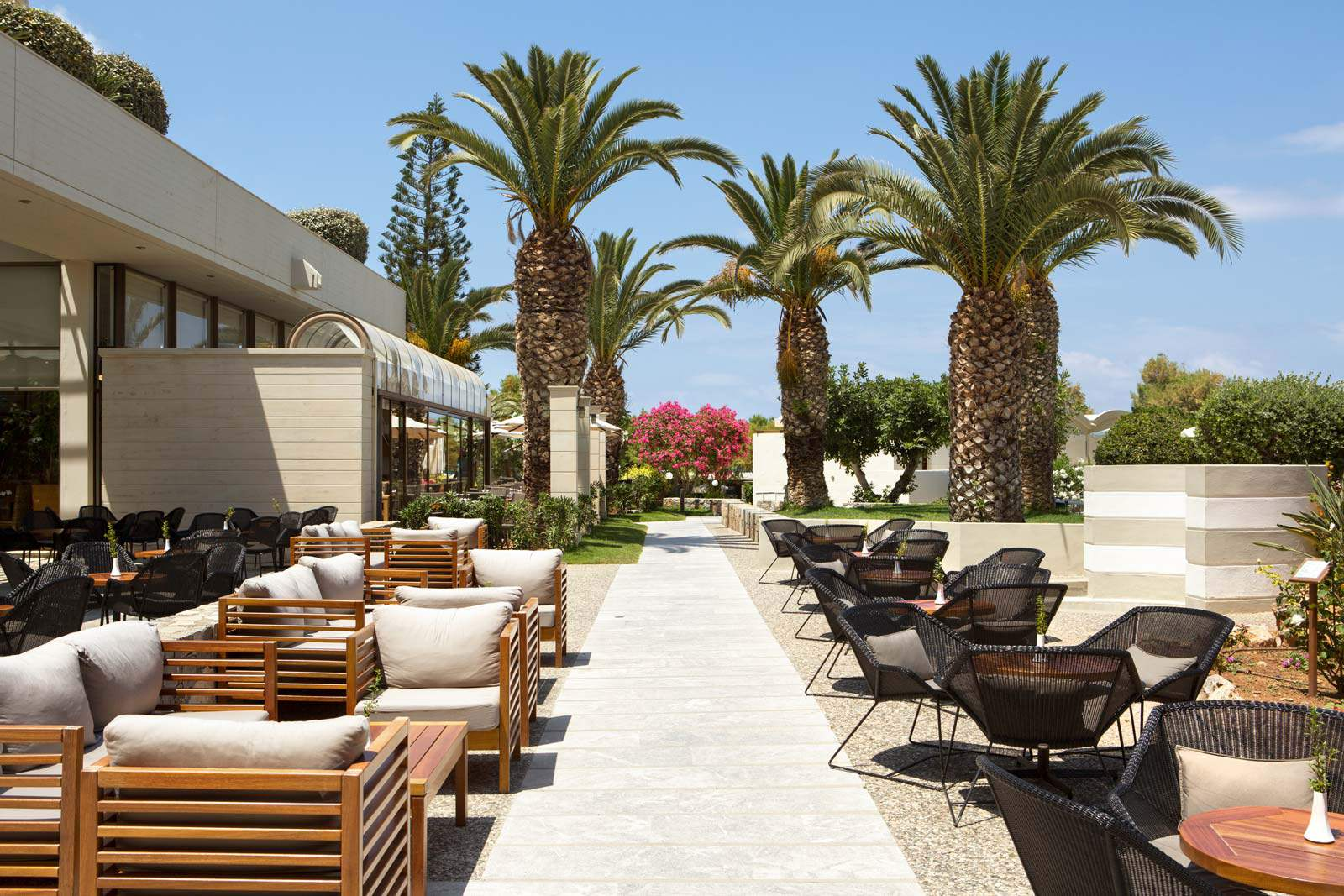 Agapi Beach Resort Lobby Bar