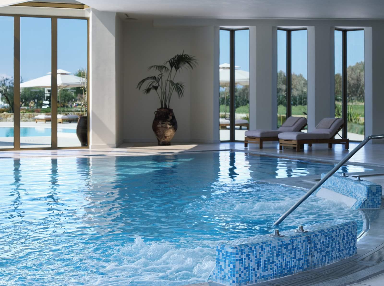 Sani Resort - Porto Sani Indoor Spa Jacuzzi