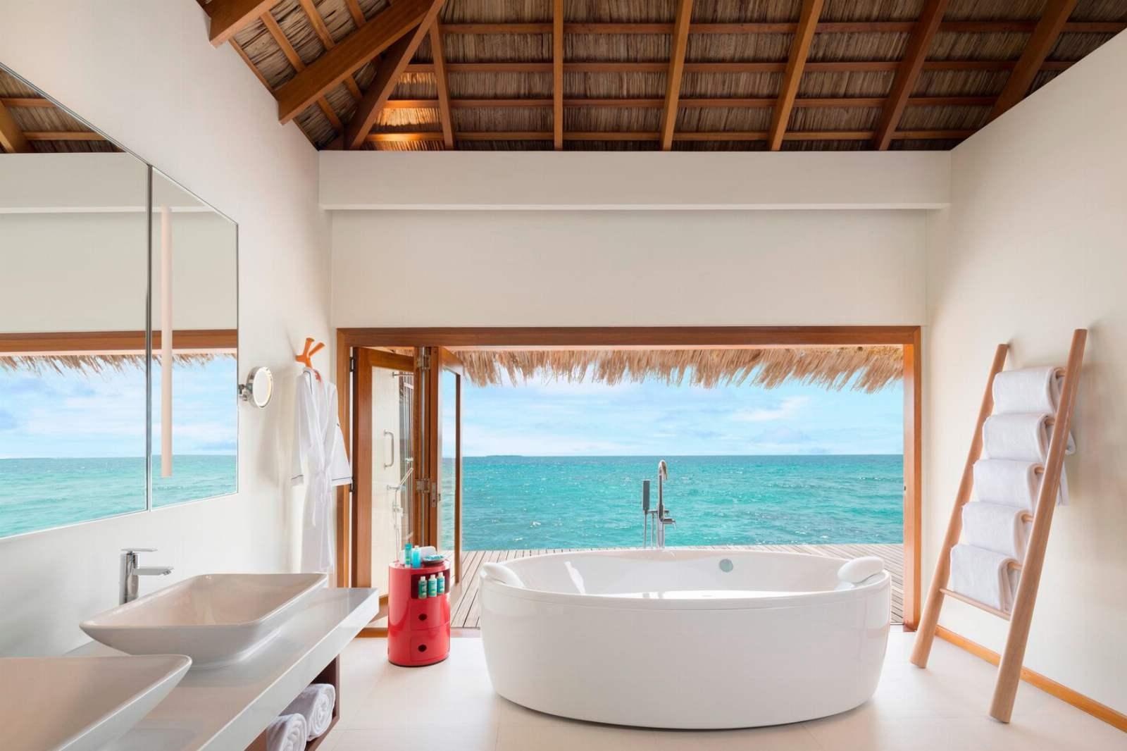 W Maldives - WOW Ocean Escape