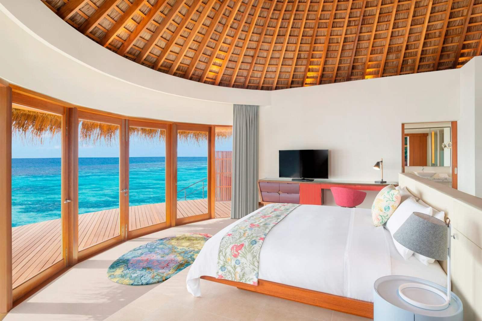 W Maldives - Extreme WOW Ocean Haven