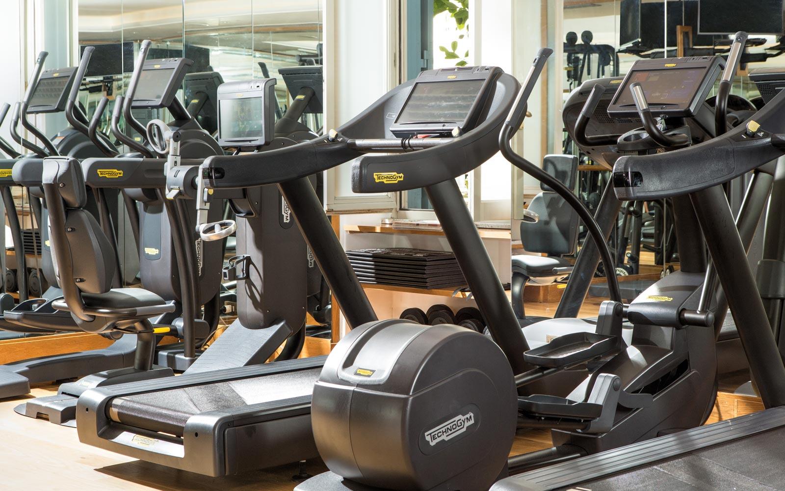 Hotel de Russie Gym