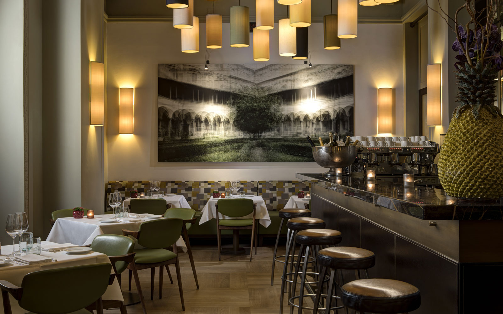 Hotel Savoy  Dining