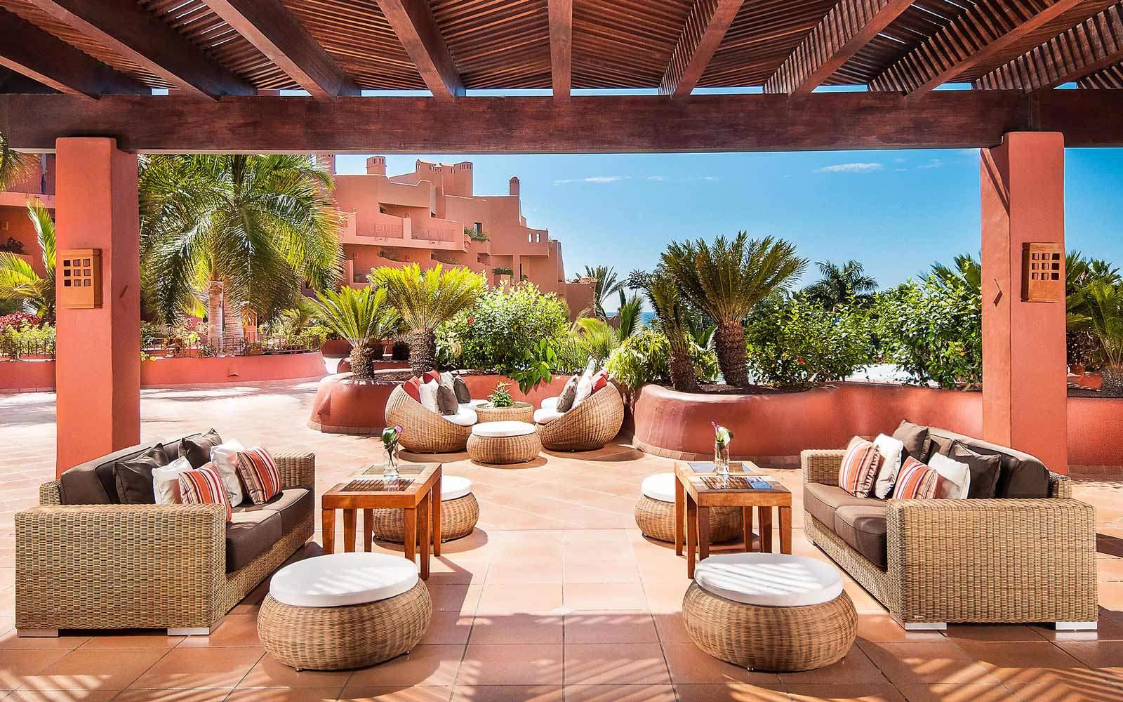 Sheraton La Caleta Resort & Spa - La Glorieta Bar