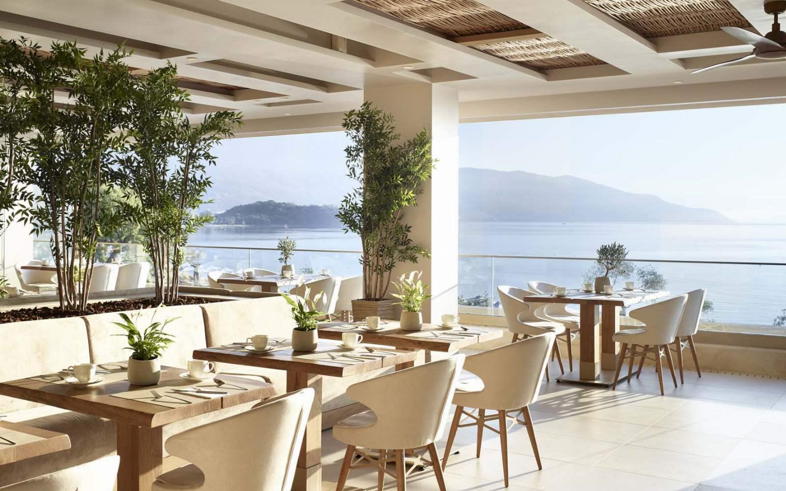 Ikos Dassia Flavours Restaurant