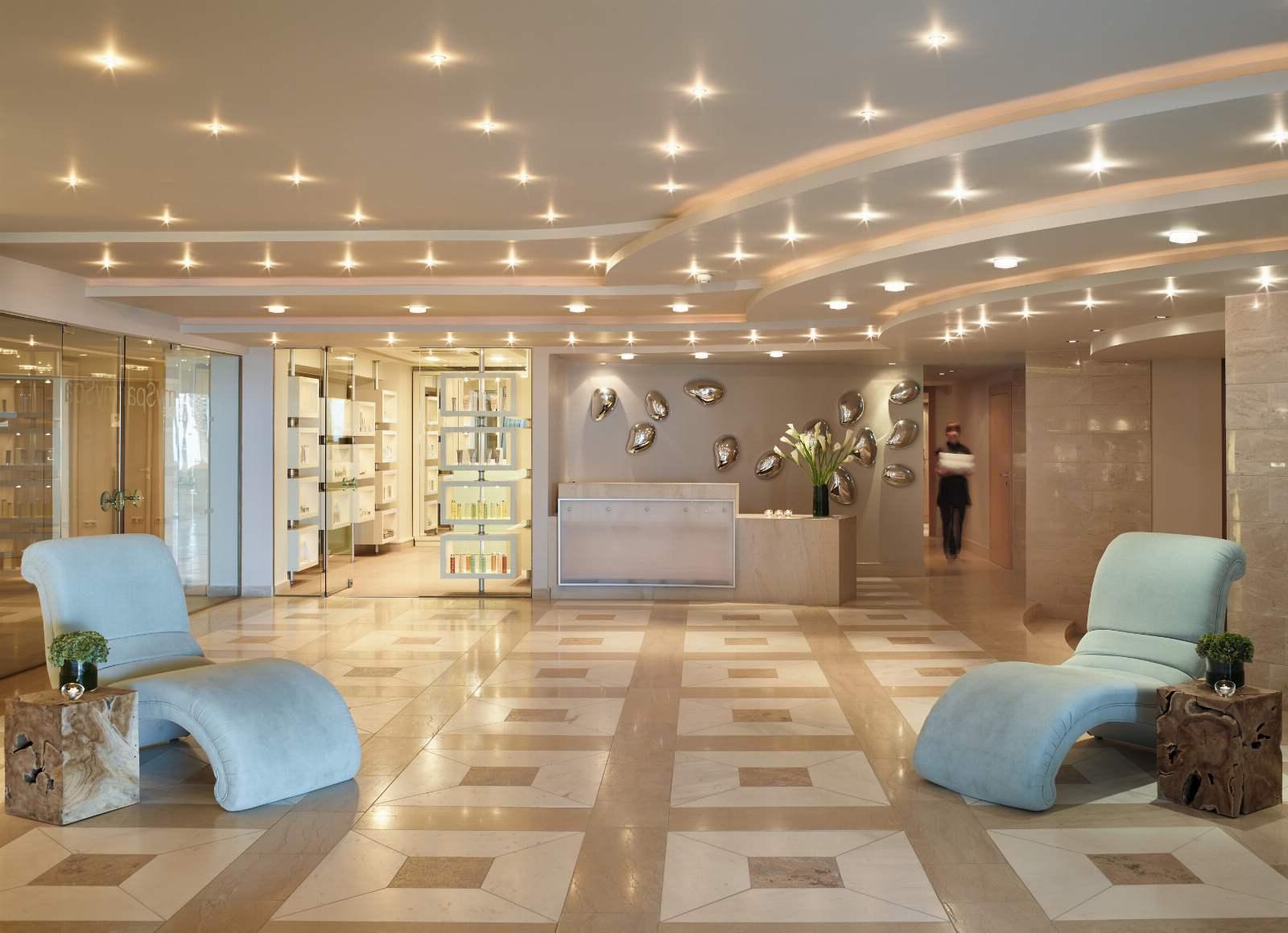 Sani Resort - Sani Beach Spa Lounge