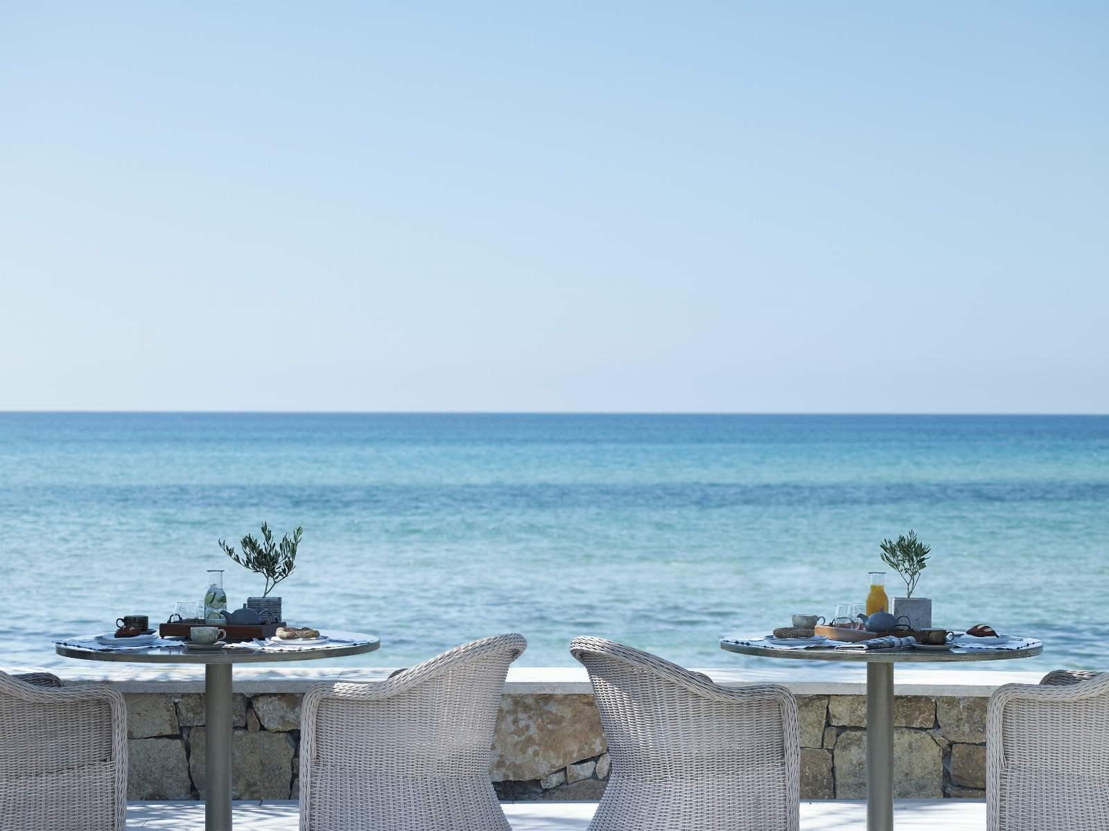 Sani Beach Ammos Restaurant