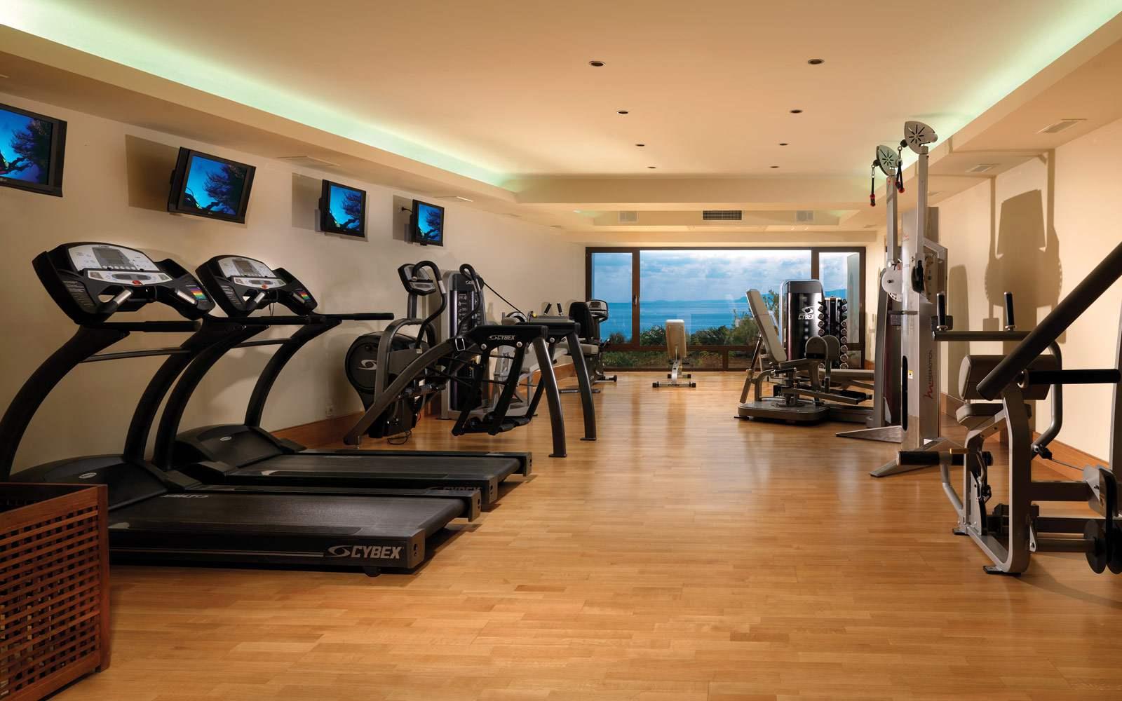 Porto Elounda Golf & Spa - Fitness Centre