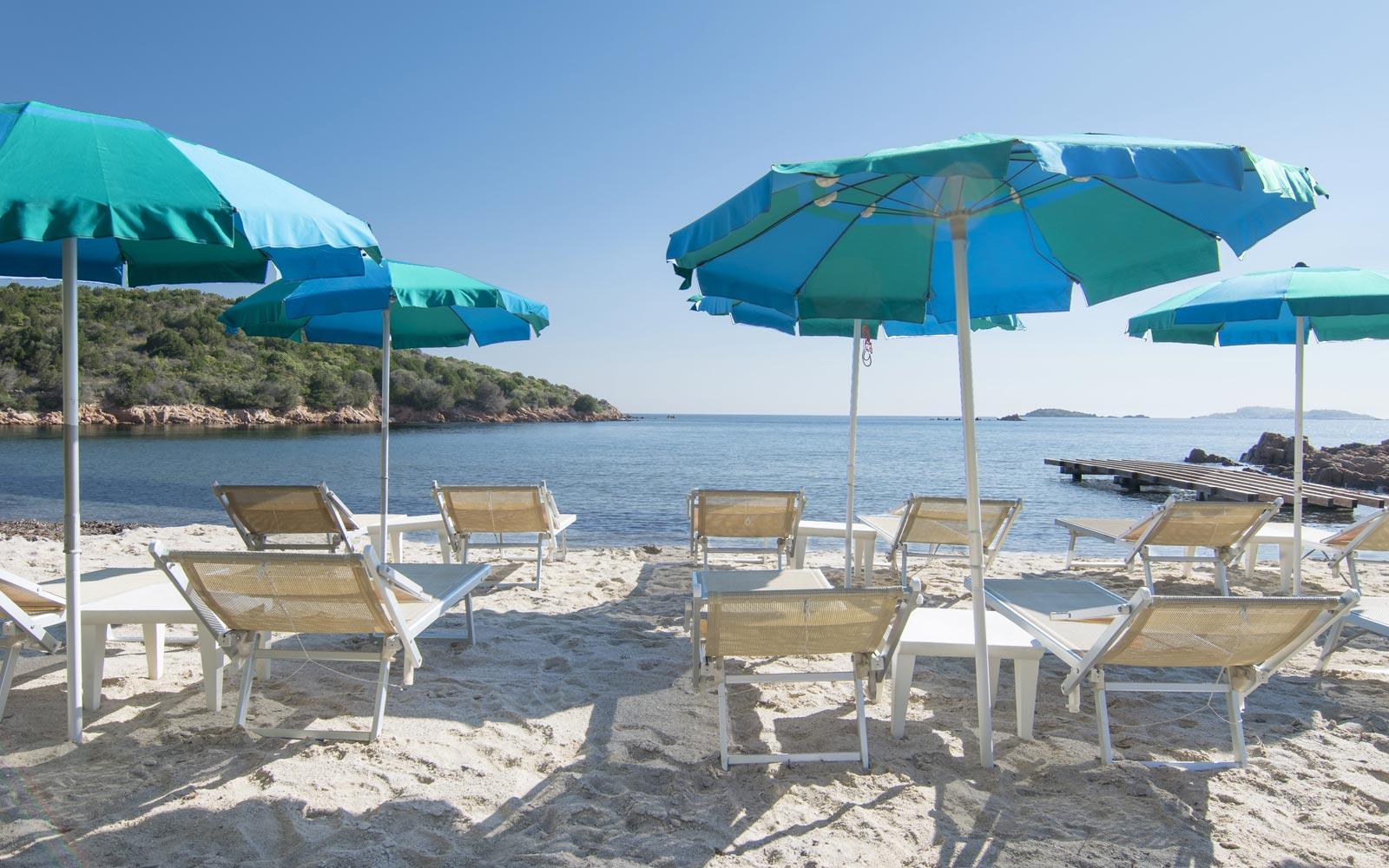 Hotel Le Ginestre Beach