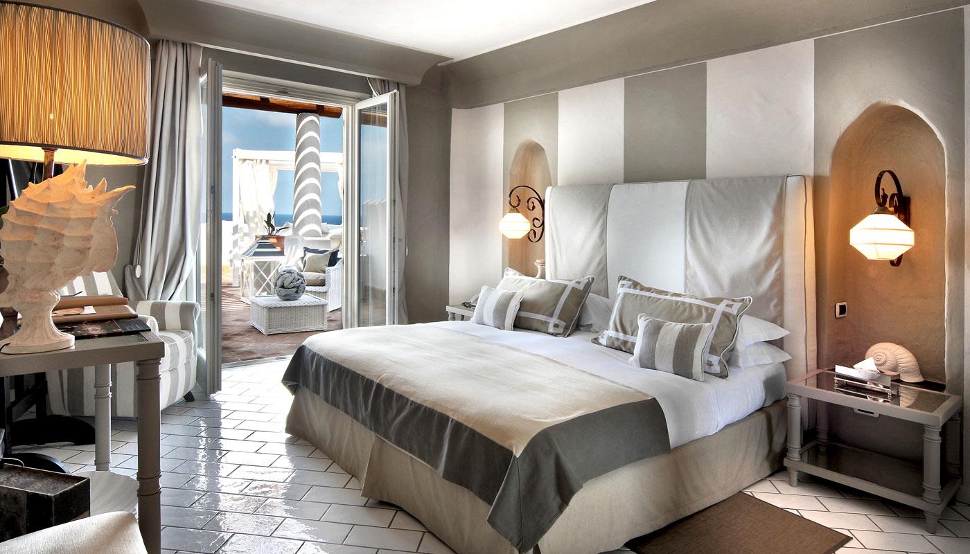 Master Suite at Therasia Resort & Spa