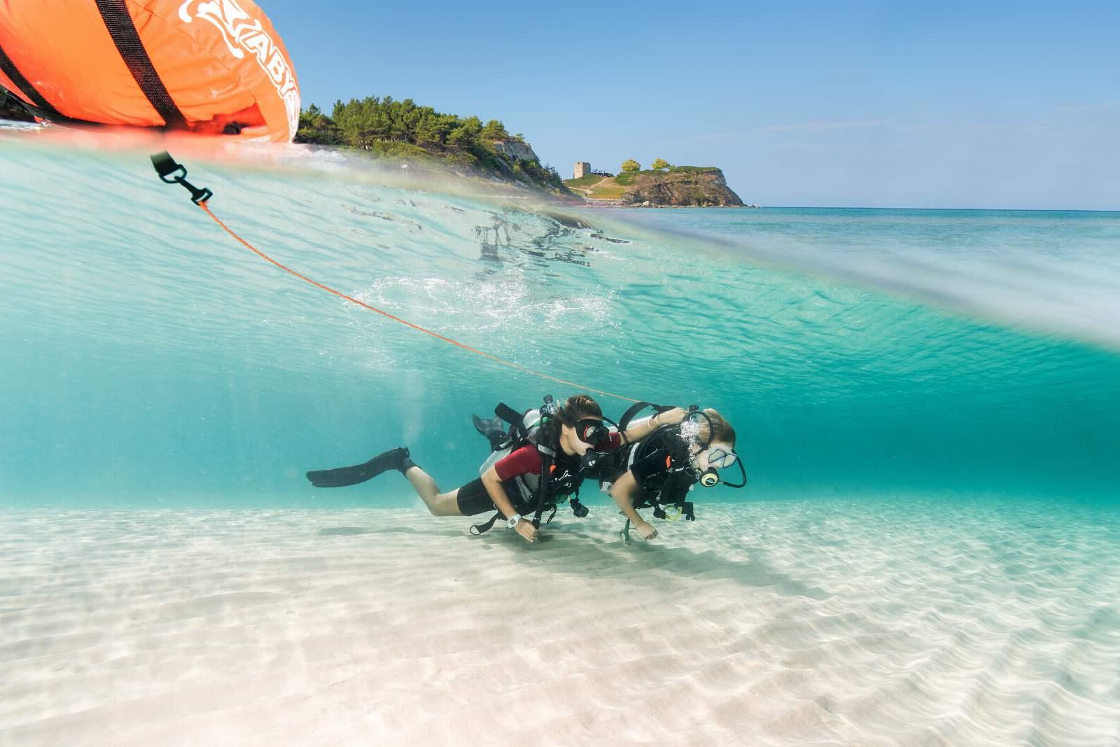 Sani Resort - Scuba Diving