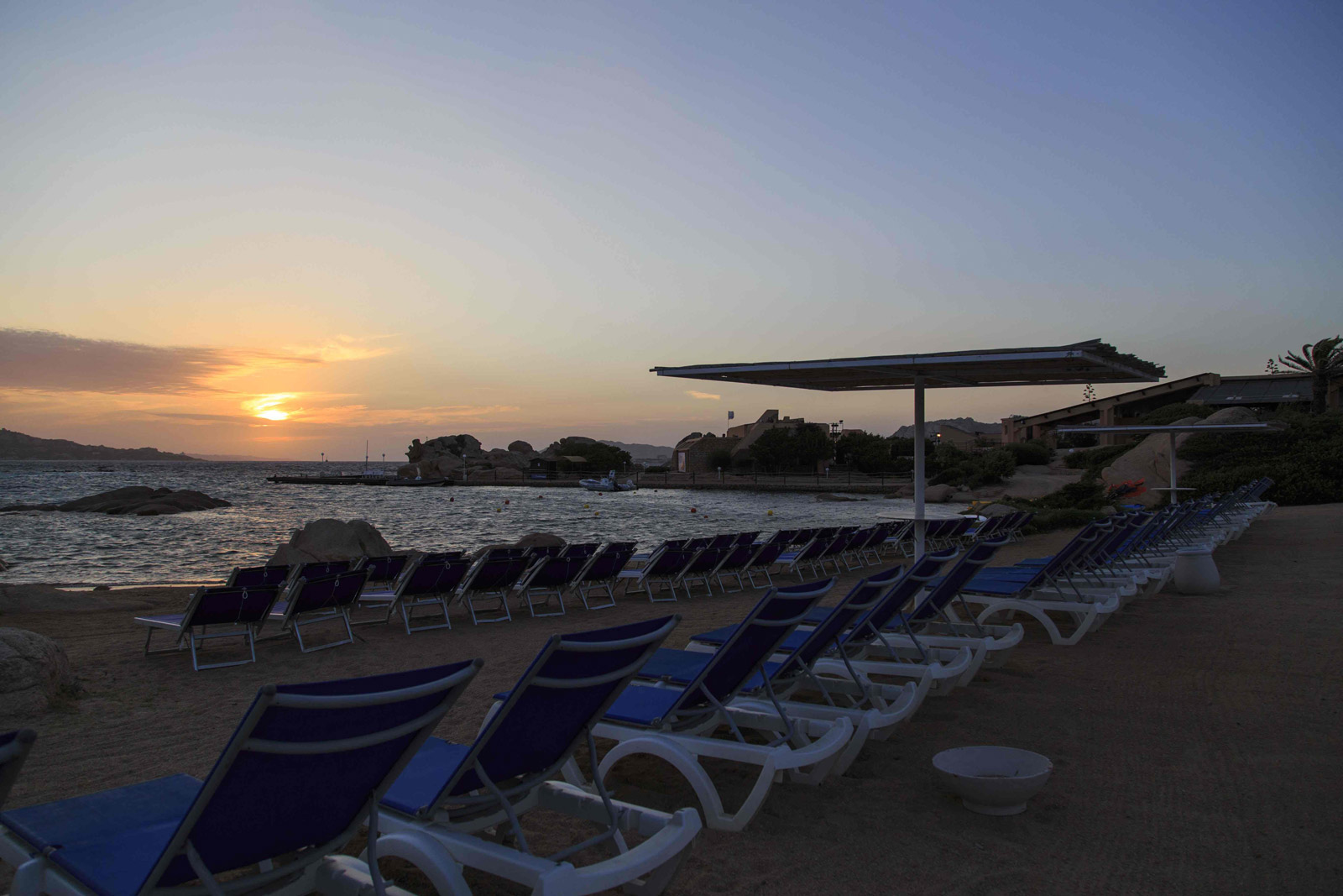 Santo Stefano Resort Beach