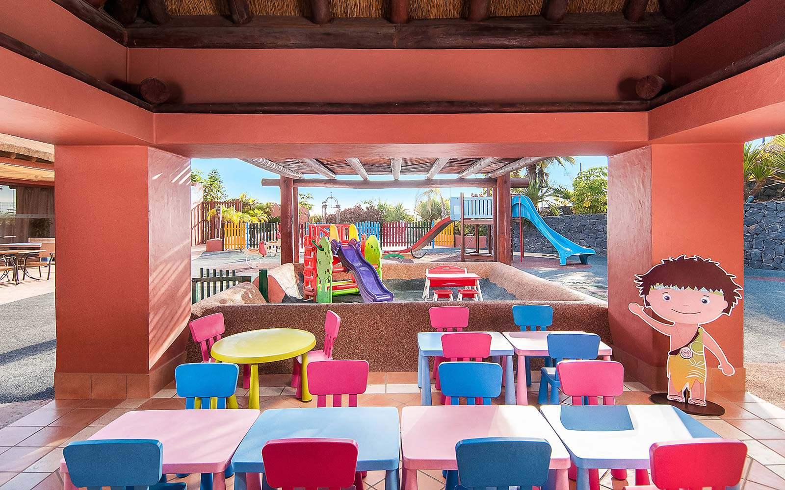 Sheraton La Caleta Resort & Spa - Guanchito Club Play Area