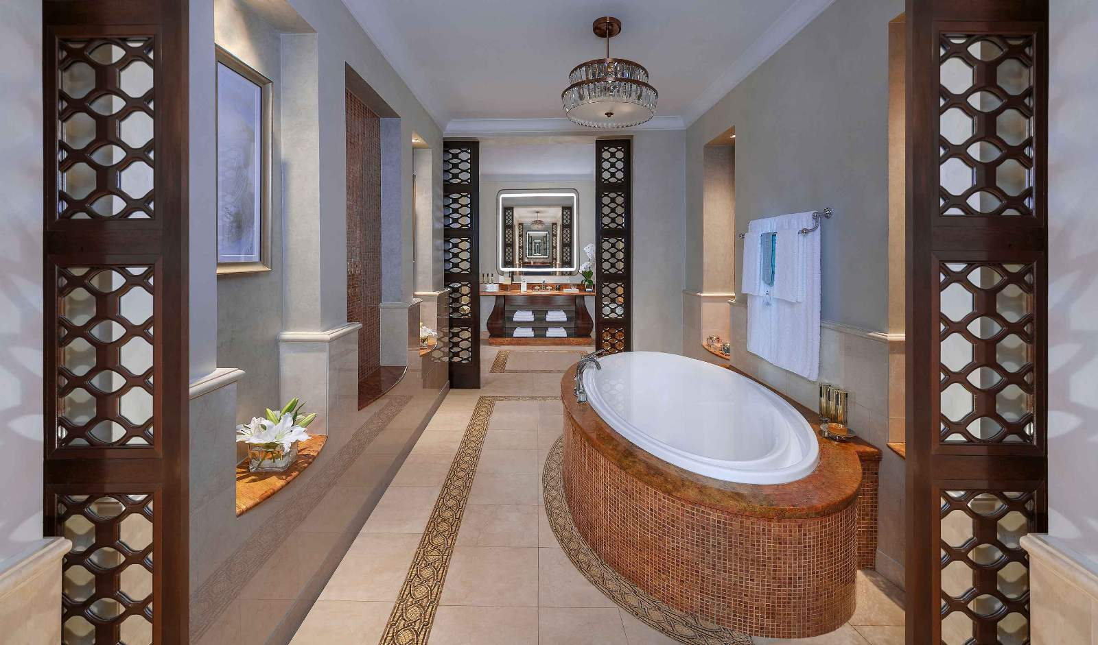Atlantis, The Palm - Presidential Suite