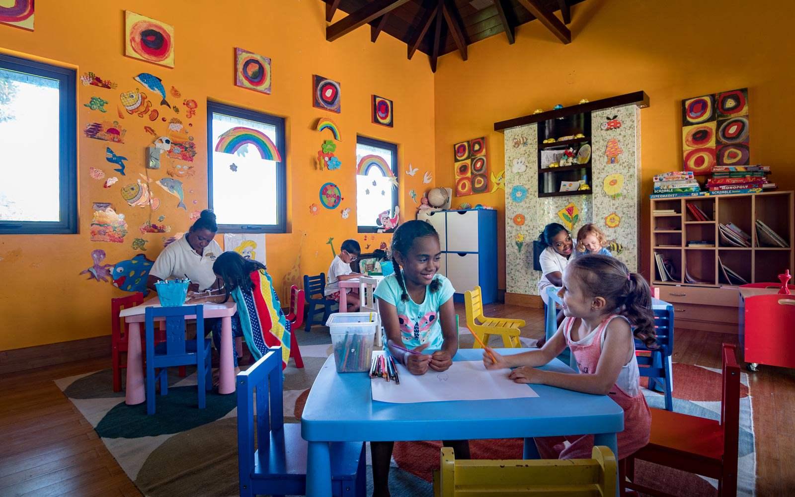 Raffles Praslin - Kids Club