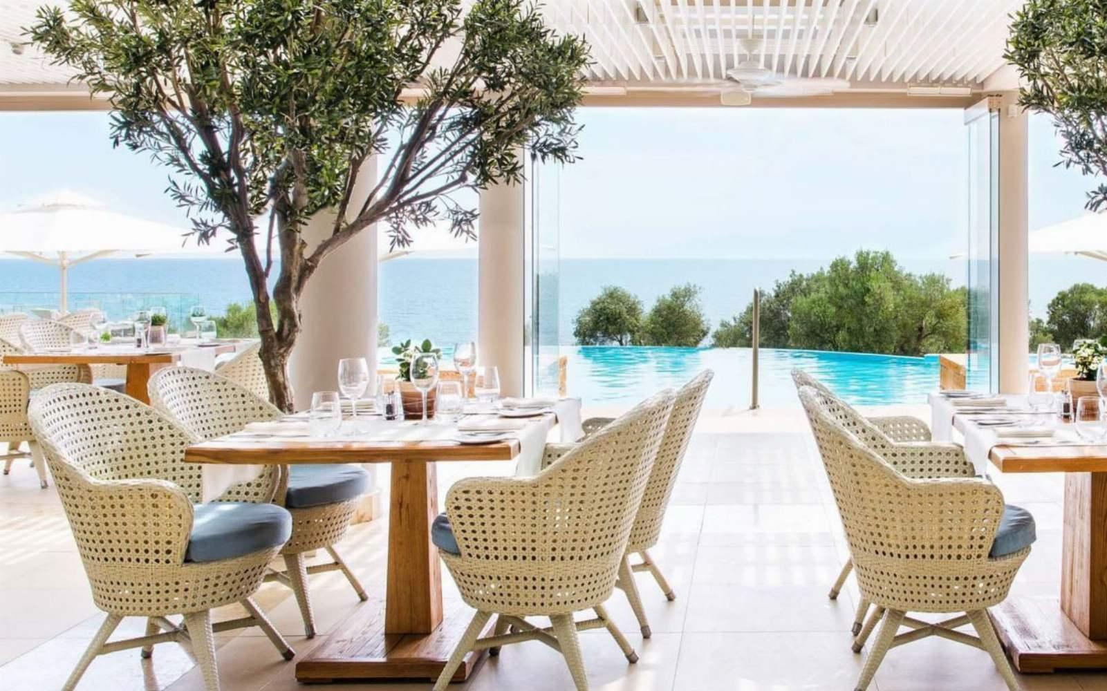 Ikos Oceania- Provence Restaurant