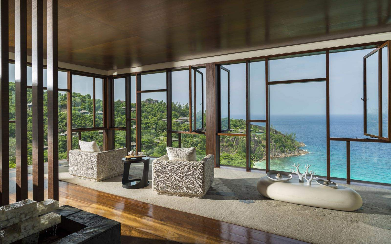 Four Seasons Seychelles - SPA