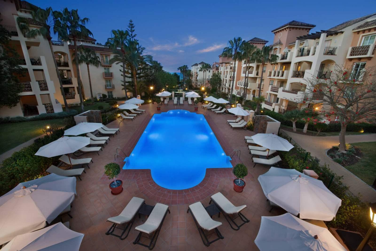 Marriott's Marbella Beach Resort - Garden Lap Pool