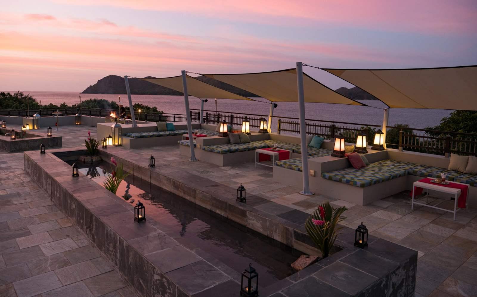 Raffles Praslin - Terrace