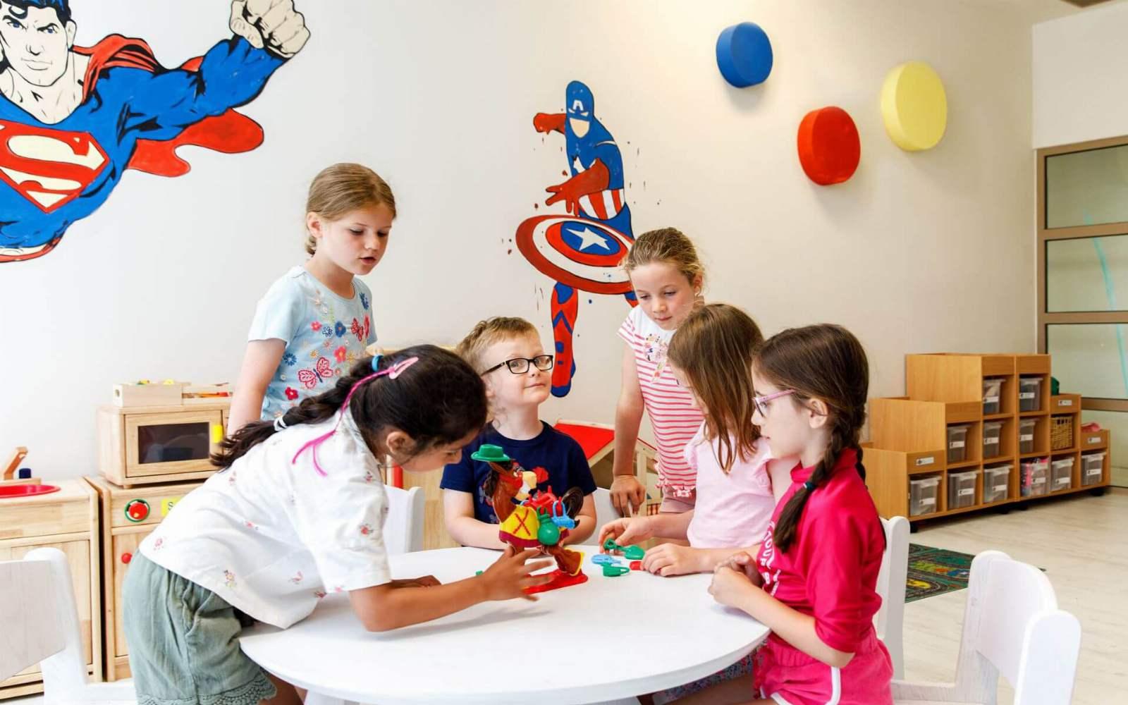 Ikos Dassia Kids Club