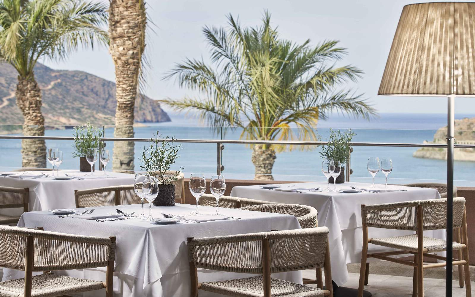 Blue Palace Olea Restaurant