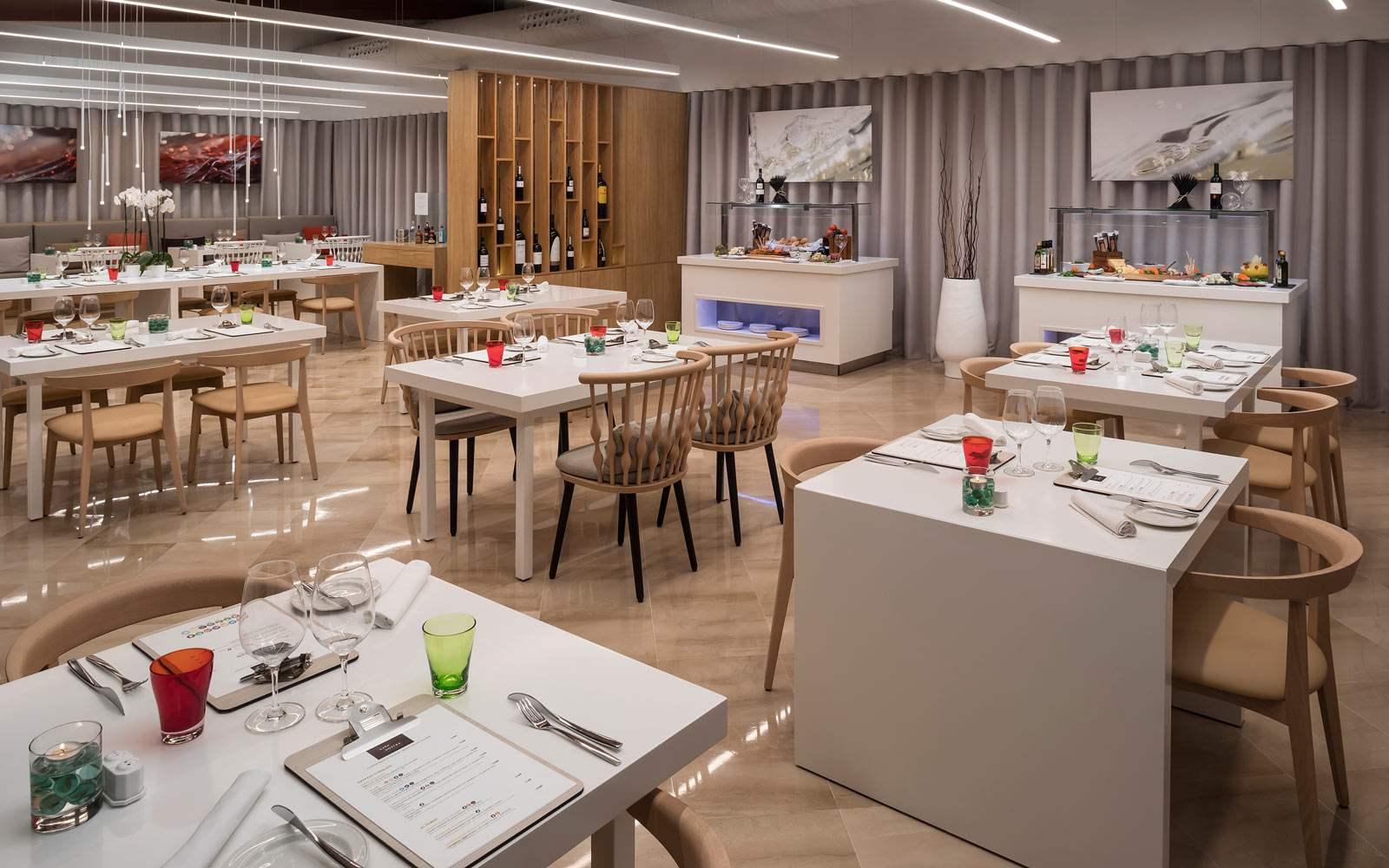 Melia Jardines del Teide - Casa Nostra Restaurant