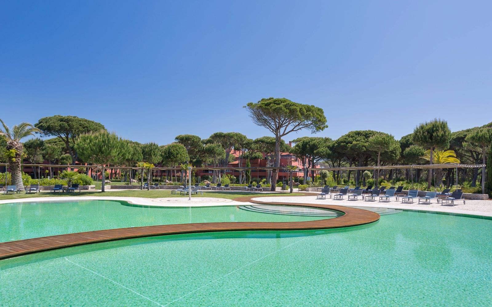 Sheraton Cascais Resort Swimming Pool