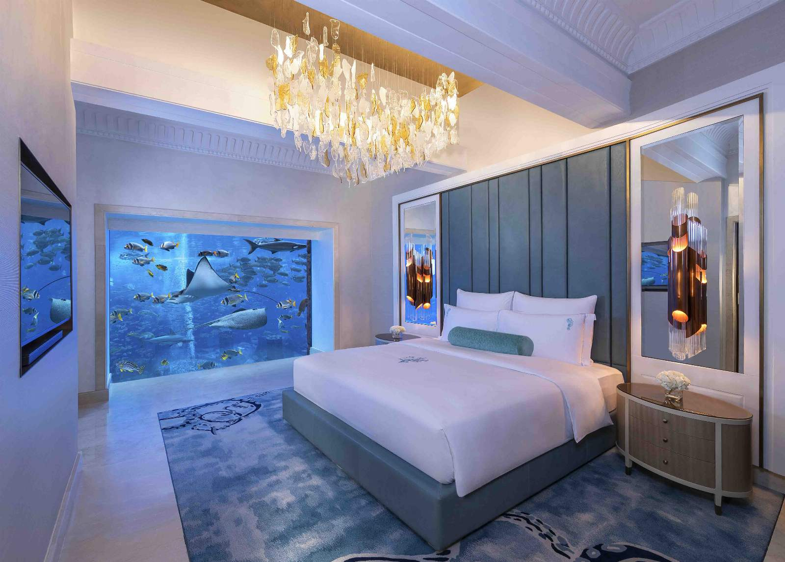Atlantis, The Palm - Underwater Suite