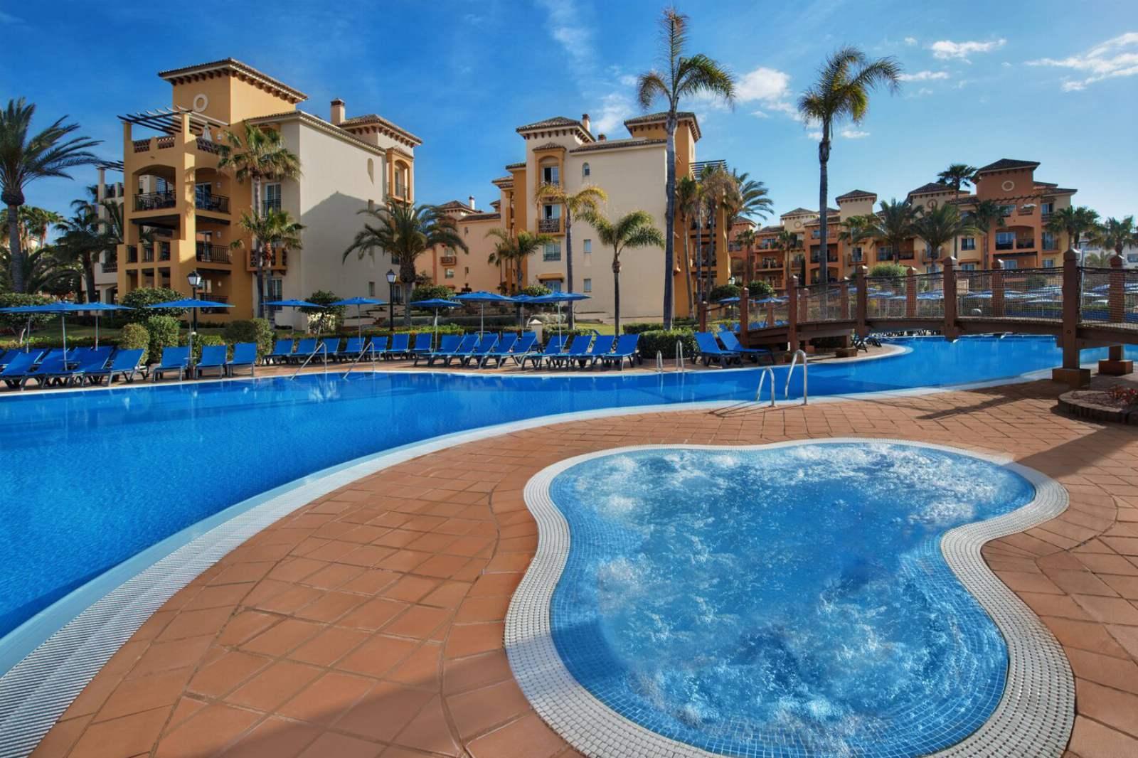 Marriott's Marbella Beach Resort - Whirlpool Spa