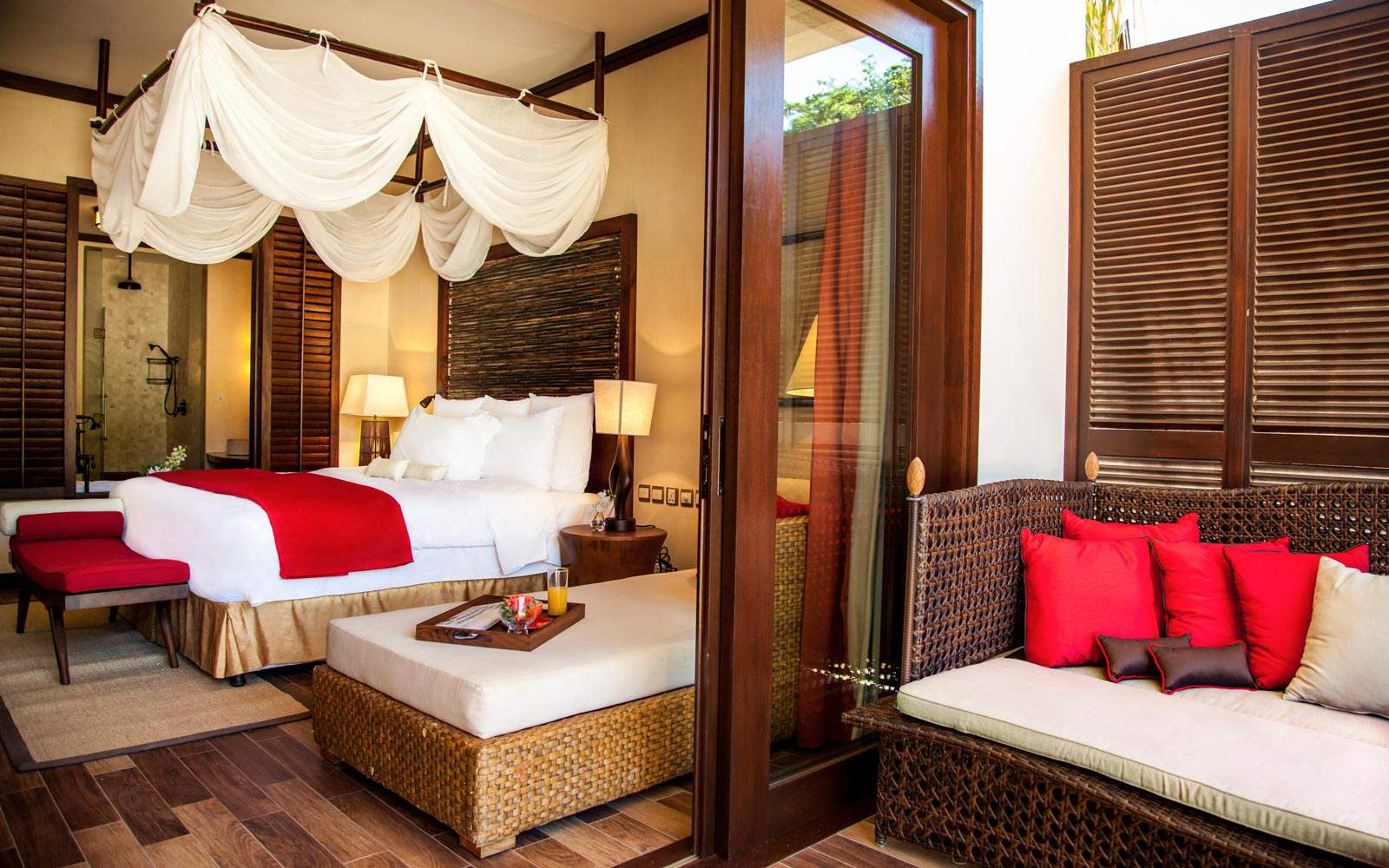 The H Resort Beau Vallon Beach - Junior Suite