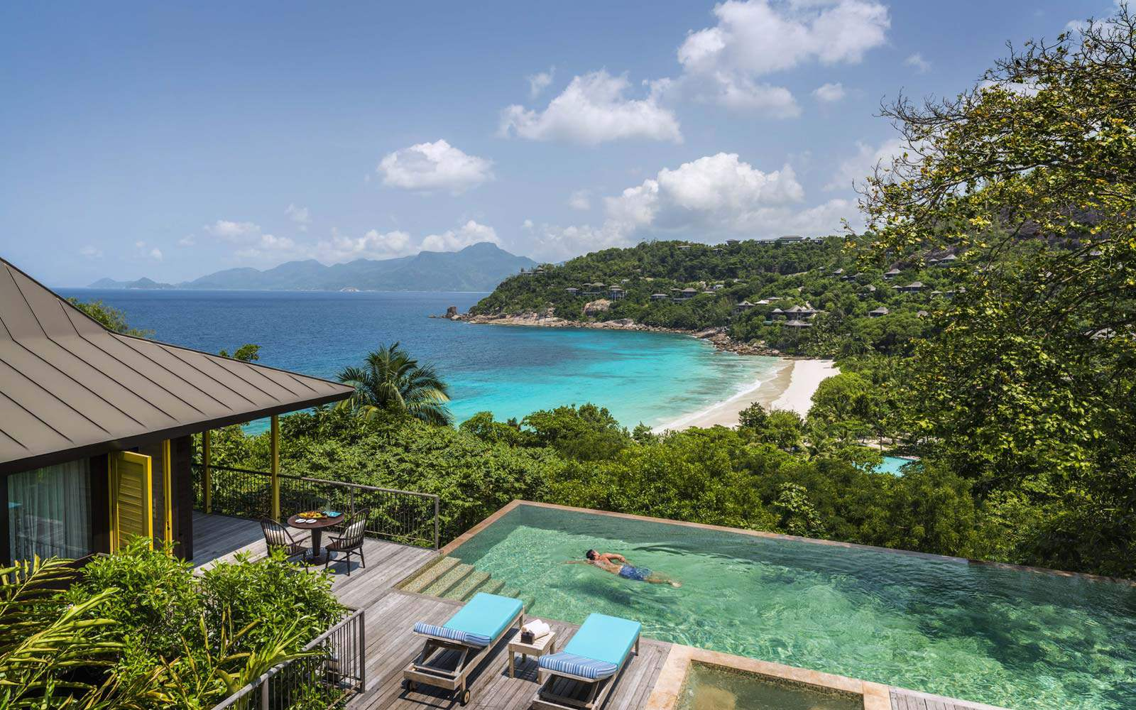 Four Seasons Seychelles - Ocean View Suite