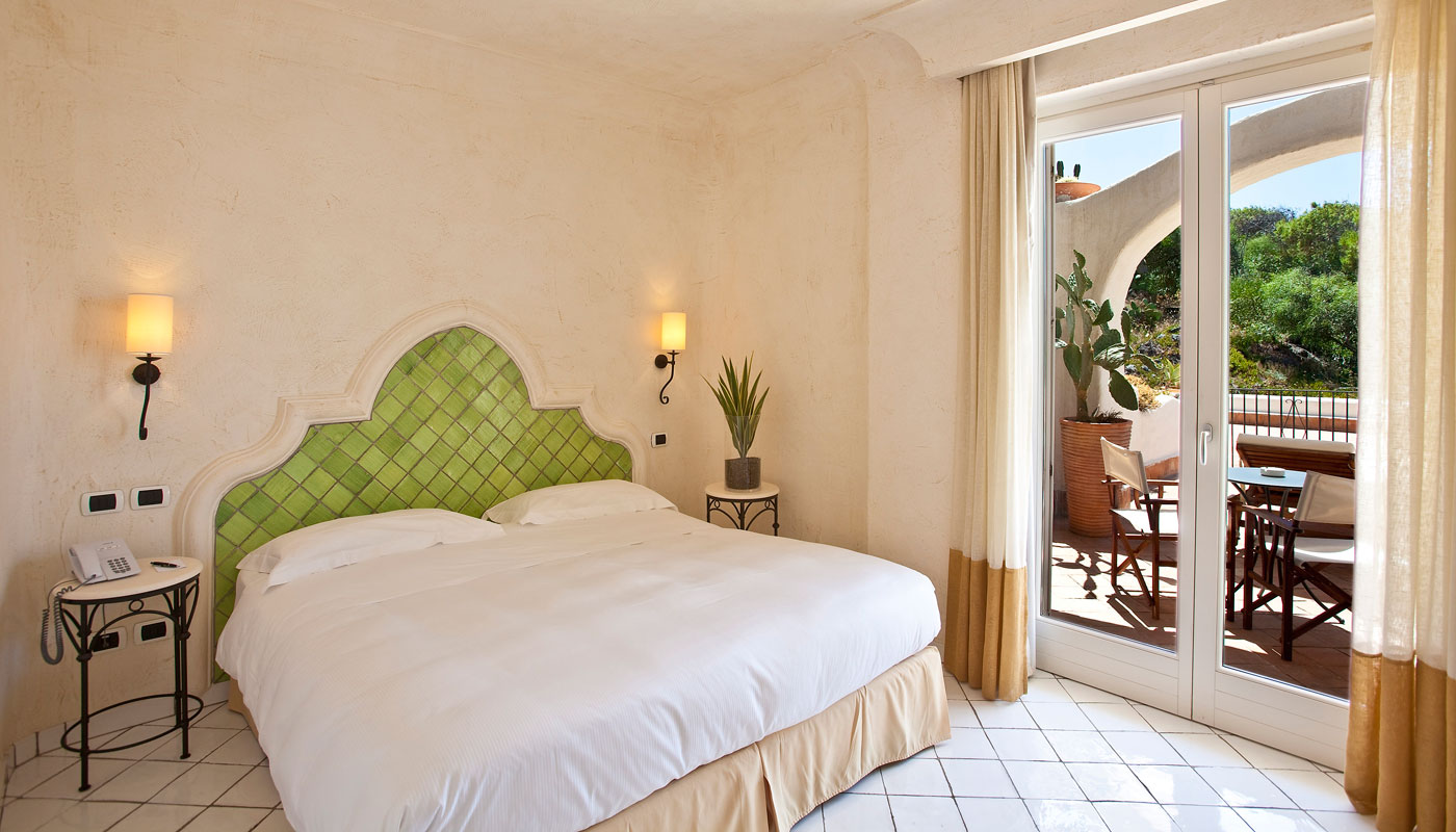 Classic Room at Therasia Resort & Spa