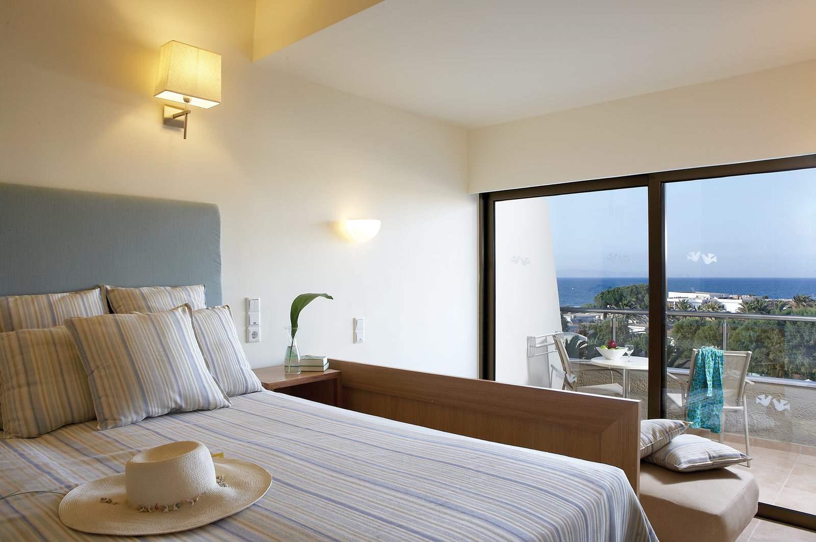 Agapi Beach Resort Double Room Sea View
