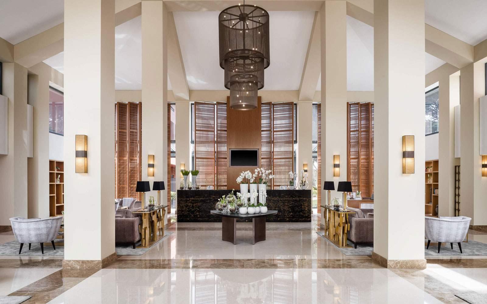 Sheraton Cascais Resort Lobby