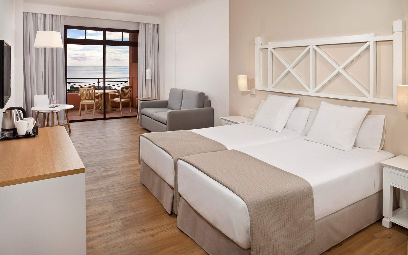 Melia Jardines del Teide - Deluxe room seaview