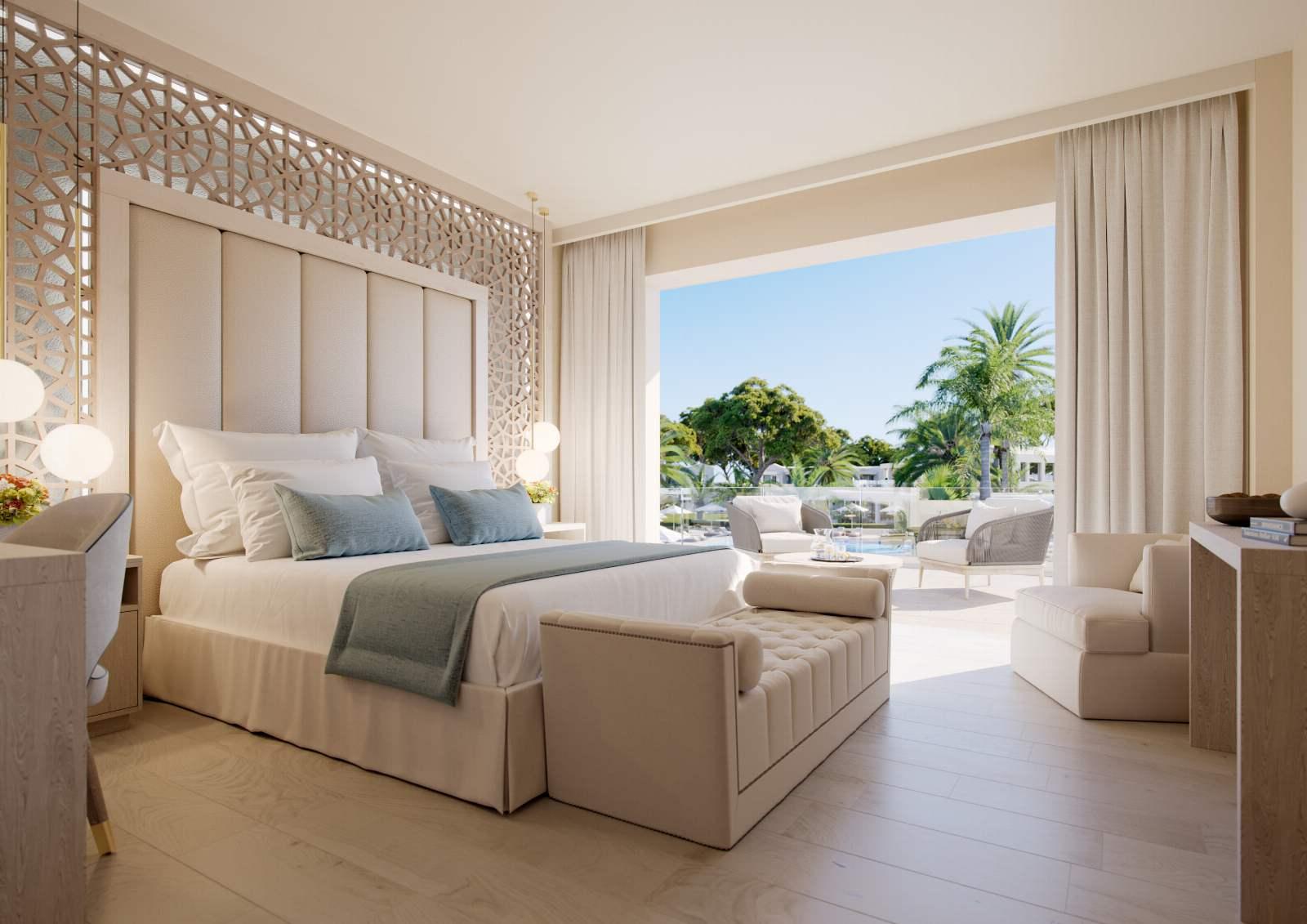 Porto Sani - Suite With Balcony