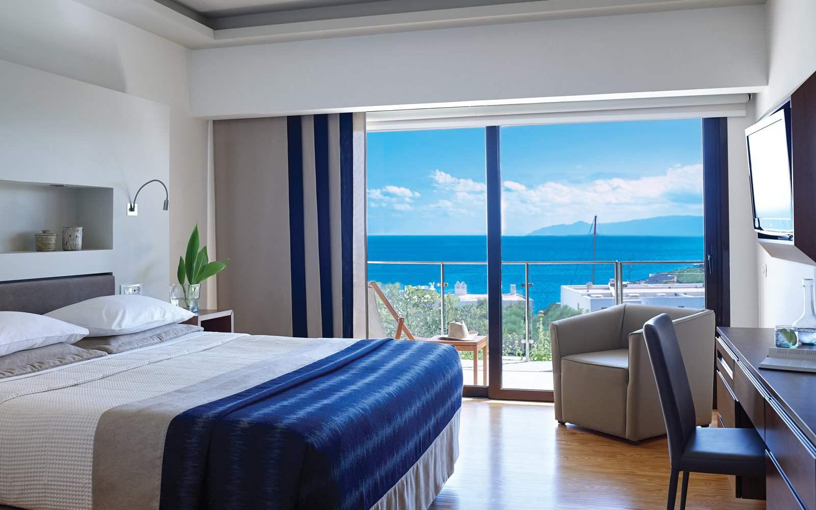Porto Elounda Golf & Spa - Sea View Room