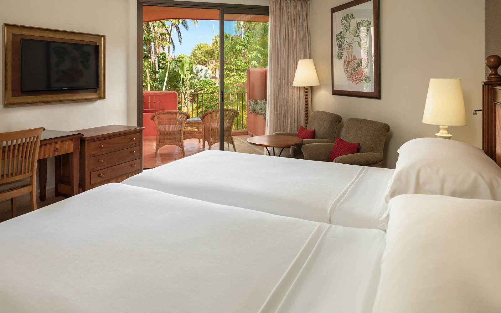 Sheraton La Caleta Resort & Spa - Twin Deluxe Garden View Room