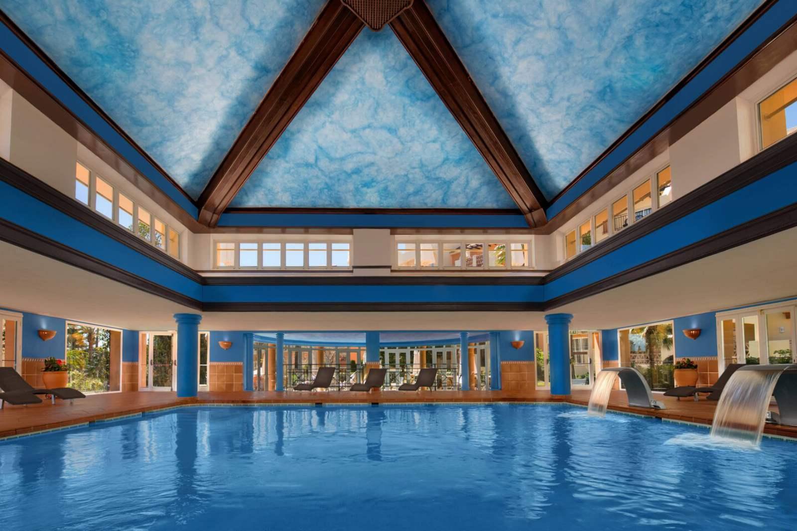 Marriott's Marbella Beach Resort - Indoor Pool