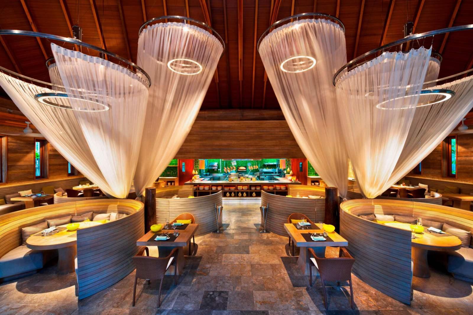 W Maldives - Kitchen Interior