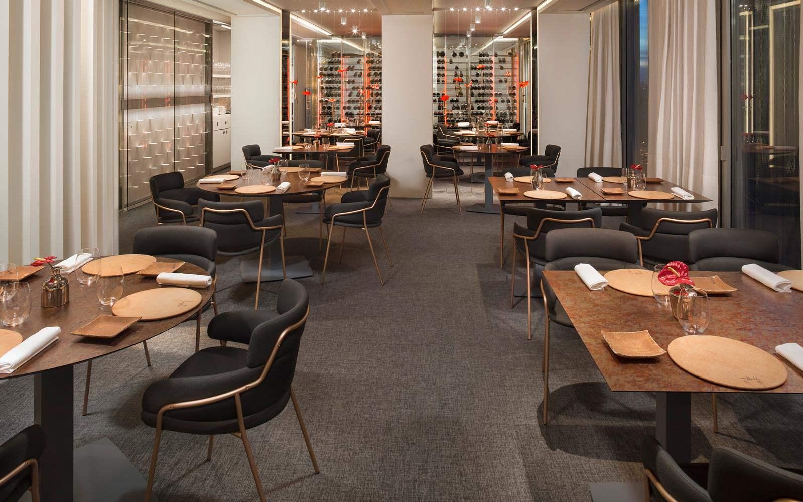 Melia Sky Barcelona - Cielos Restaurant
