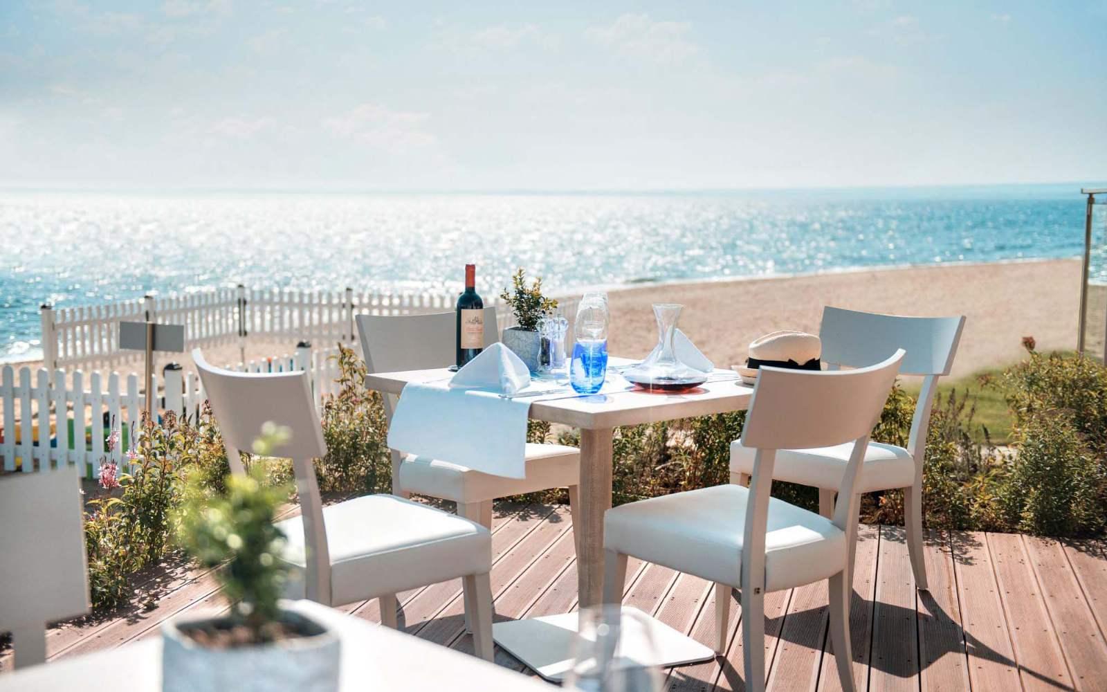 Ikos Olivia - Fresco restaurant