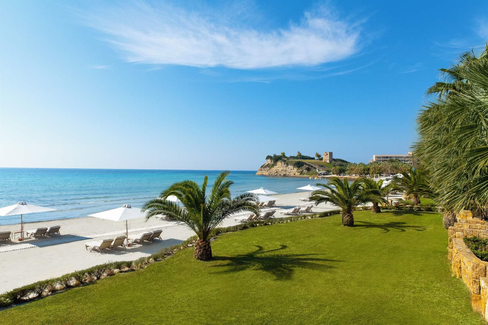 Sani Asterias Beachfront