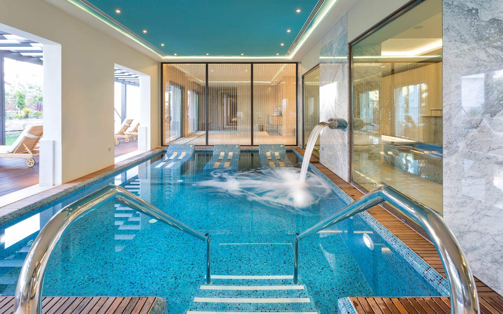 Pine Cliffs - Serenity Spa indoor pool