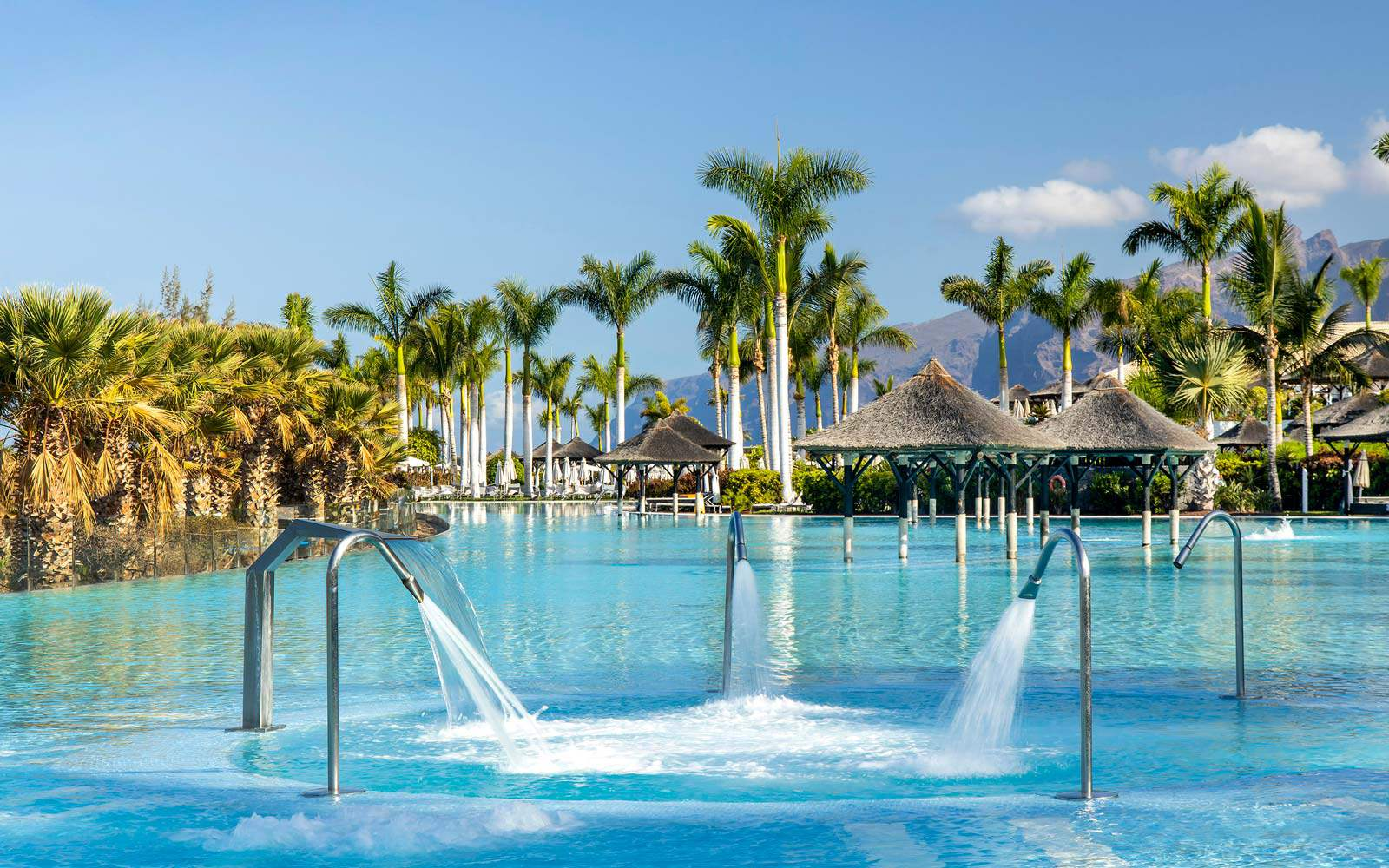 Gran Melia Palacio De Isora - swimming pool