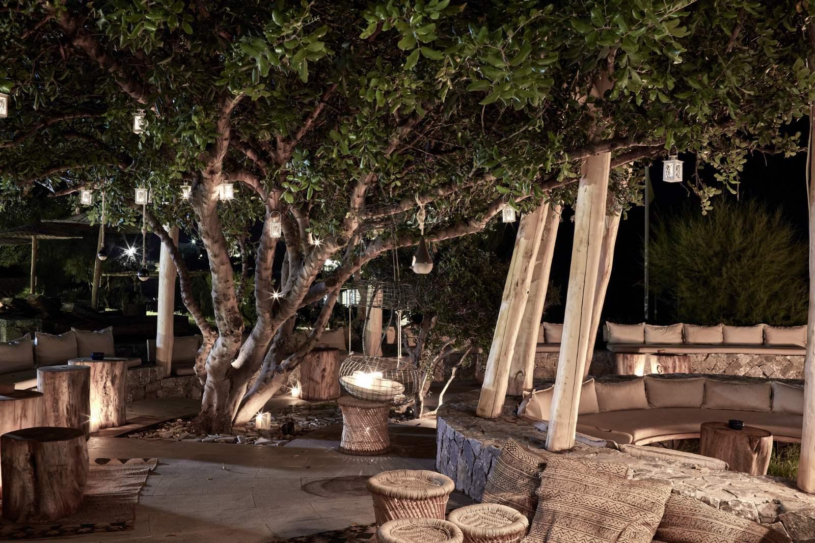 Blue Palace The Isola Beach Club Restaurant