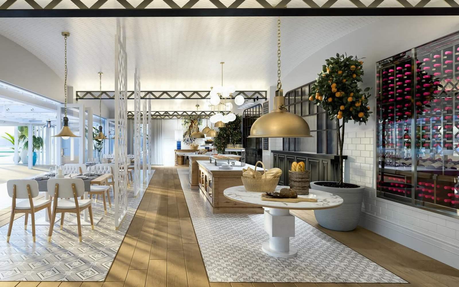 Ikos Andalusia - Olivia Restaurant